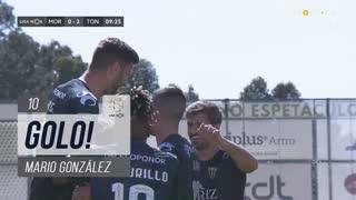 GOLO! CD Tondela, Mario González aos 10', Moreirense FC 0-2 CD Tondela
