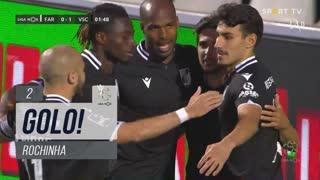 GOLO! Vitória SC, Rochinha aos 2', SC Farense 0-1 Vitória SC