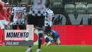 Boavista FC, Jogada, Paulinho aos 35'
