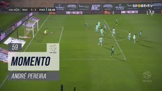 Rio Ave FC, Jogada, André Pereira aos 59'