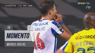 FC Porto, Jogada, Marko Grujic aos 14'