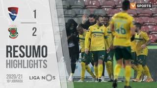 Liga NOS (16ªJ): Resumo Gil Vicente FC 1-2 FC P.Ferreira