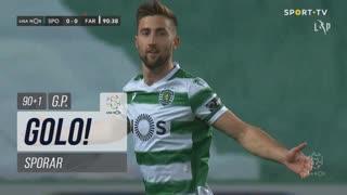 GOLO! Sporting CP, Sporar aos 90'+1', Sporting CP 1-0 SC Farense