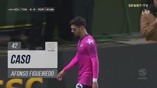 Moreirense FC, Caso, Afonso Figueiredo aos 42'