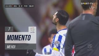 FC Porto, Jogada, Mehdi aos 7'