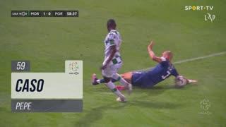 FC Porto, Caso, Pepe aos 59'