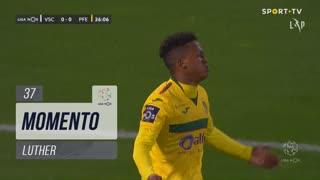 FC P.Ferreira, Jogada, Luther aos 37'