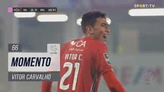 Gil Vicente FC, Jogada, Vitor Carvalho aos 66'