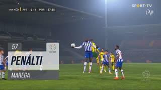 FC Porto, Penálti, Marega aos 57'