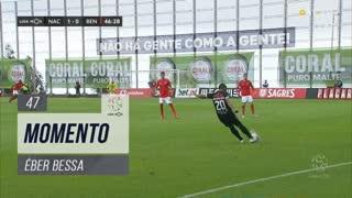 CD Nacional, Jogada, Éber Bessa aos 47'