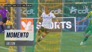 FC P.Ferreira, Jogada, Uilton aos 18'
