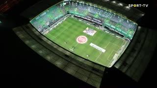Sporting CP x Vitória SC: Confere aqui a constituição das equipas!