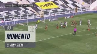 Boavista FC, Jogada, C. Awaziem aos 53'