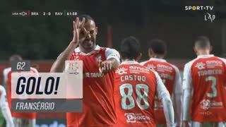 GOLO! SC Braga, Fransérgio aos 62', SC Braga 2-0 Rio Ave FC