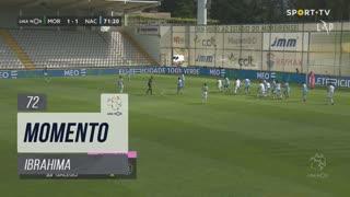 Moreirense FC, Jogada, Ibrahima aos 72'