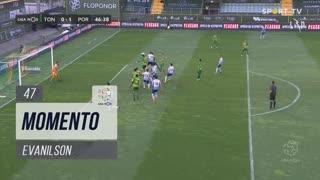 FC Porto, Jogada, Evanilson aos 47'