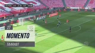SL Benfica, Jogada, Taarabt aos 22'
