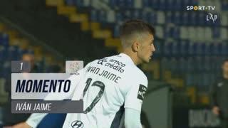 FC Famalicão, Jogada, Iván Jaime aos 1'