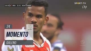 SC Braga, Jogada, Galeno aos 24'