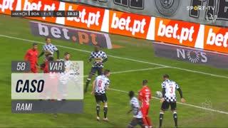 Boavista FC, Caso, Rami aos 58'