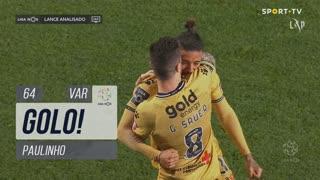 GOLO! Boavista FC, Paulinho aos 63', Portimonense 1-2 Boavista FC