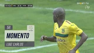 FC P.Ferreira, Jogada, Luiz Carlos aos 58'