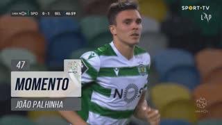 Sporting CP, Jogada, João Palhinha aos 47'