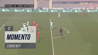 Gil Vicente FC, Jogada, Lourency aos 12'