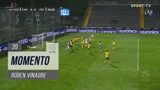 FC Famalicão, Jogada, Rúben Vinagre aos 39'
