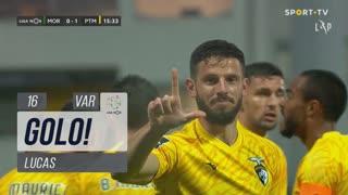 GOLO! Portimonense, Lucas aos 16', Moreirense FC 0-1 Portimonense