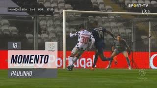 Boavista FC, Jogada, Paulinho aos 18'