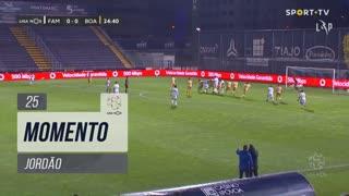 FC Famalicão, Jogada, Jordão aos 25'