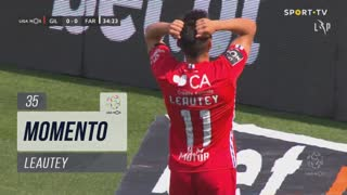 Gil Vicente FC, Jogada, Leautey aos 35'