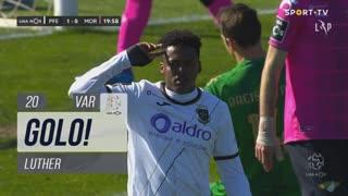 GOLO! FC P.Ferreira, Luther aos 20', FC P.Ferreira 2-0 Moreirense FC