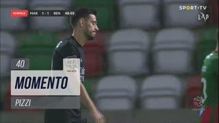 SL Benfica, Jogada, Pizzi aos 40'