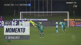 Rio Ave FC, Jogada, F. Geraldes aos 90'+3'
