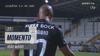 Sporting CP, Jogada, João Mário aos 27'