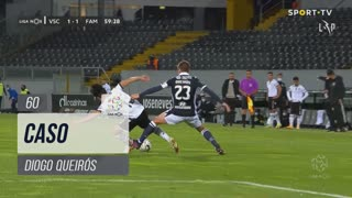 FC Famalicão, Caso, Diogo Queirós aos 60'