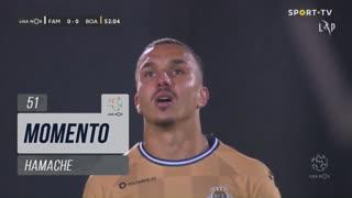 Boavista FC, Jogada, Hamache aos 51'