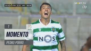 Sporting CP, Jogada, Pedro Porro aos 1'
