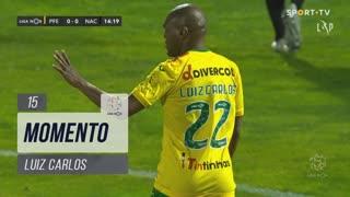 FC P.Ferreira, Jogada, Luiz Carlos aos 15'