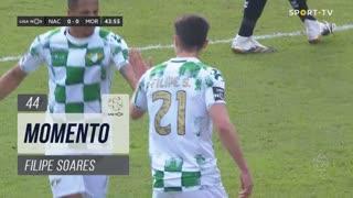 Moreirense FC, Jogada, Filipe Soares aos 44'