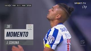 FC Porto, Jogada, J. Corona aos 38'