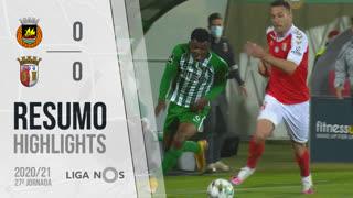 Liga NOS (27ªJ): Resumo Rio Ave FC 0-0 SC Braga
