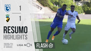 I Liga (6ªJ): Resumo Flash Belenenses SAD 1-1 SC Farense