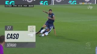 FC Porto, Caso, Sérgio aos 27'