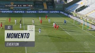 SL Benfica, Jogada, Everton aos 10'