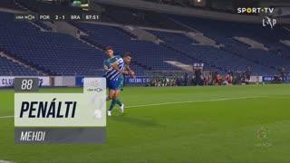 FC Porto, Penálti, Mehdi aos 88'