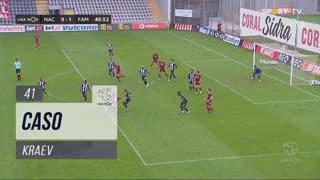 FC Famalicão, Caso, Kraev aos 41'