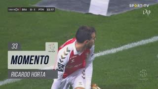 SC Braga, Jogada, Ricardo Horta aos 33'